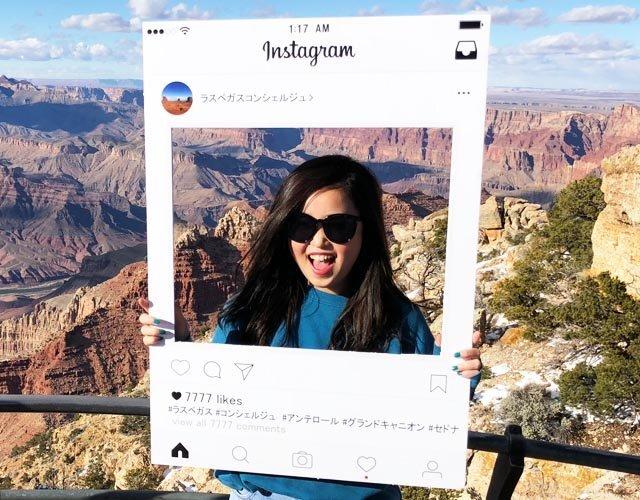 Instagram_Frame ラスベガスコンシェルジュ